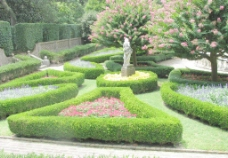 欧式园林图片