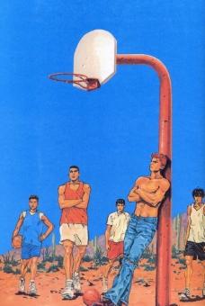 灌篮高手图片