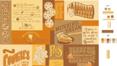 美食 饼干图片