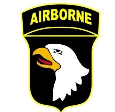 101空降师标志图片