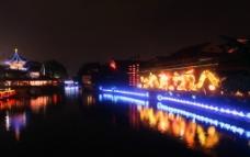 秦淮夜色图片