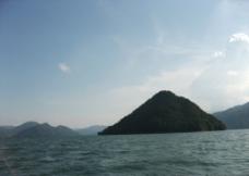 长潭水库风景图片
