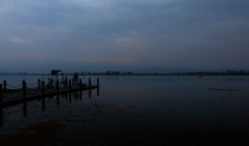 邛海之晨图片