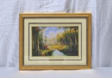油畫 相框畫 歐式畫圖片