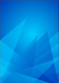 原创蓝色矢量绚丽背景图片