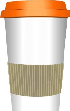 咖啡杯 奶茶杯图片