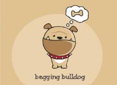 斗牛犬logo图片