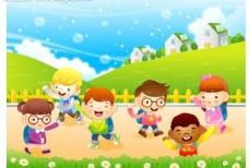 快乐儿童图片