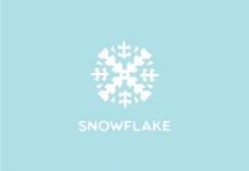 雪花logo图片