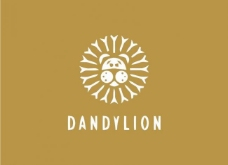 狮子logo图片