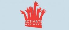 红色logo图片
