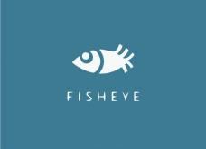 鱼类logo图片