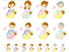 妈妈与宝宝图片