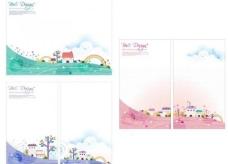 版式设计矢量素材图片