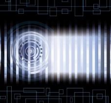 电信橱窗图片