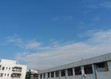 天空 蓝天图片