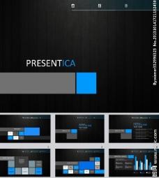 表格数据ppt模板图片