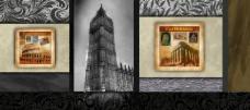 复古建筑图片