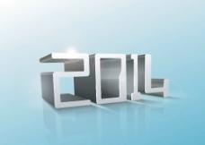 2014新年字体设计图片