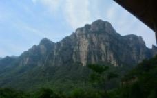 云台山神奇山峰图片