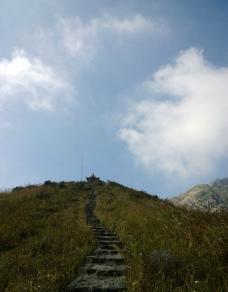 姑婆山景色图片