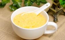 玉米粥图片