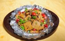 铁板米豆腐图片
