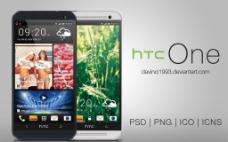 HTC ONE手机图片