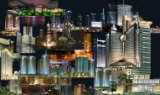 夜景素材 建筑图片
