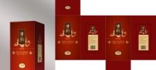白酒盒图片