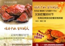 螃蟹宴图片