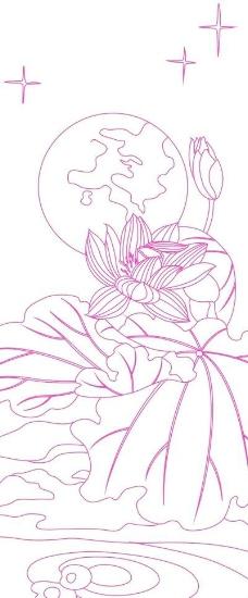 请柬图片,常用素材 底纹 分层素材 花 花边 婚纱-图行