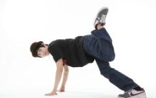 街舞青年图片