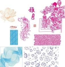 包装设计矢量素材图片