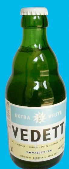 比利时进口白熊啤酒图片
