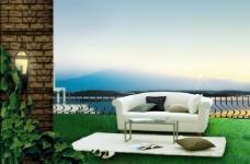 房产素材沙发