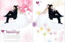 婚庆画册排版设计图片