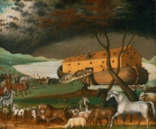 诺亚方舟图片