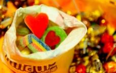 甜心糖果图片