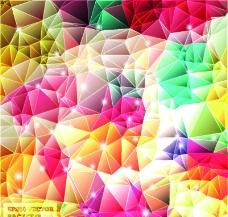抽象炫彩背景图片