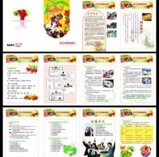 河北天天旺罐头食品厂画册图片
