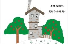 乡间别墅图片
