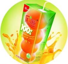 汇源果汁素材图片