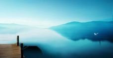 山水情图片