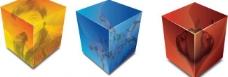 立方体特效图片