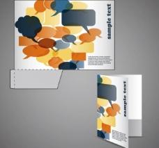 文件夹封面设计图片