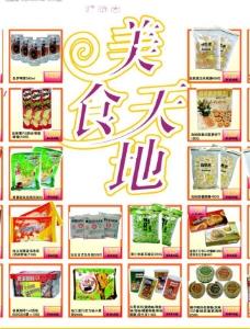 快讯  快讯模板  宣传册  宣传单图片