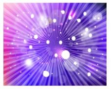 闪耀线性光点