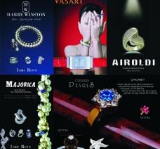 珠宝首饰宣传折页图片