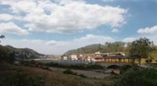 侗寨 黄道瓦寨图片